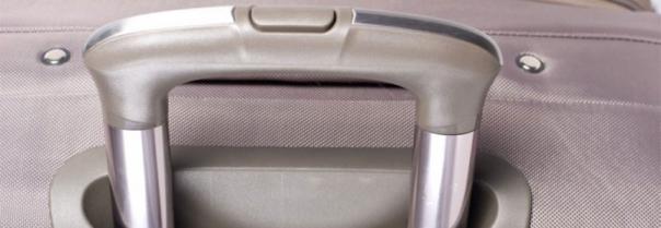 Ручки для ремонта чемоданов накладные и выдвижные