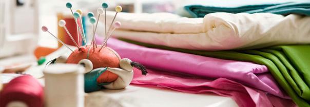 Ткани для пошива нарядной женской одежды